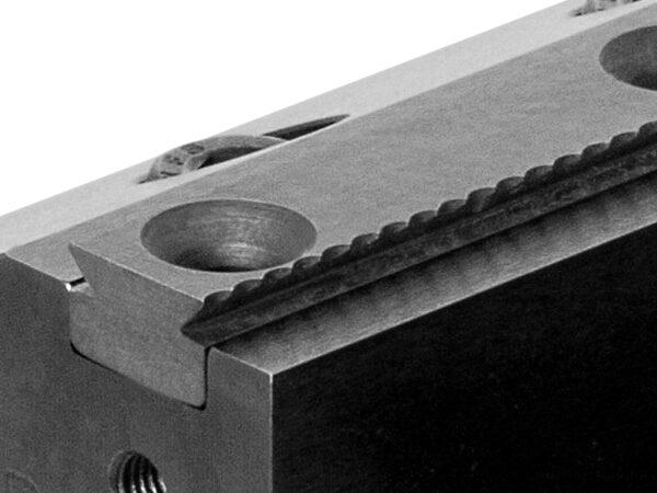 Serrated Dovetail Insert for Raptor vise