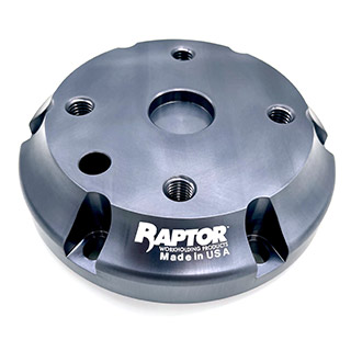 Raptor Adapters and Risers
